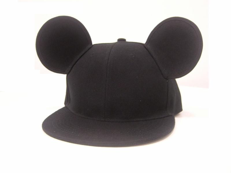 Mickey mouse ears modu snapback — modu designs