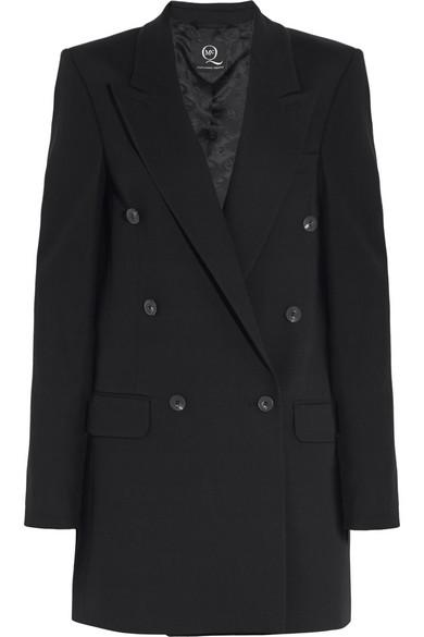 McQ Alexander McQueen|Oversized twill blazer|NET-A-PORTER.COM