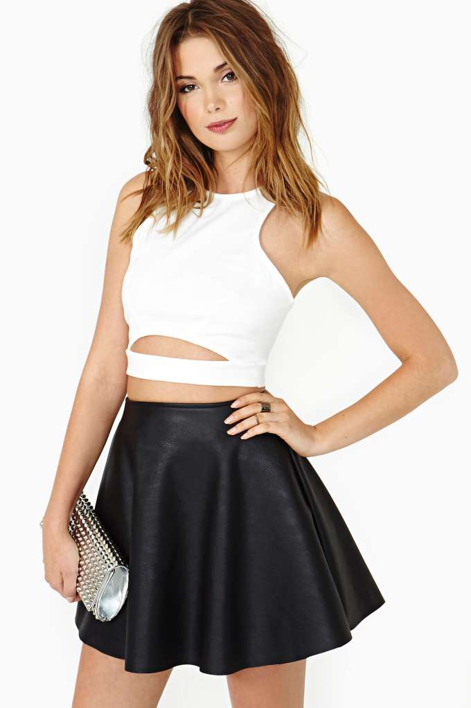 UNIF Spin Skirt in  Clothes at Nasty Gal