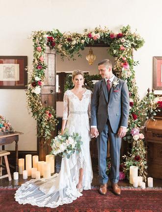 green wedding shoes blogger wedding mens blazer wedding clothes lace wedding dress