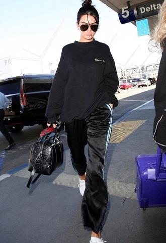 sweater sweatpants kendall jenner kardashians