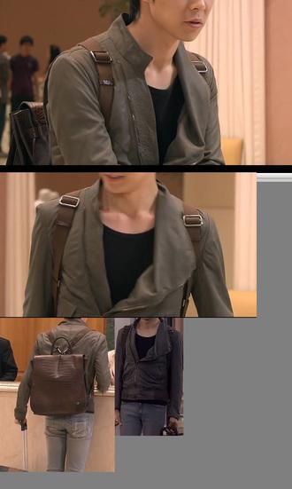 jacket zip korean fashion