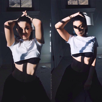top crop tops instagram kylie jenner kardashians