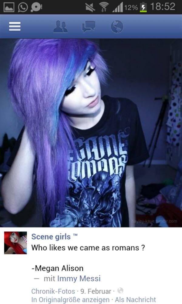 Причёски для челкастых девушек