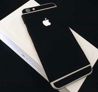 phone cover black phone iphone