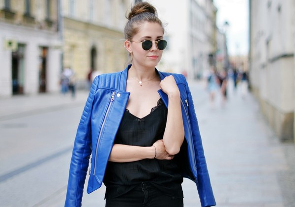 jestem kasia jacket top underwear sunglasses