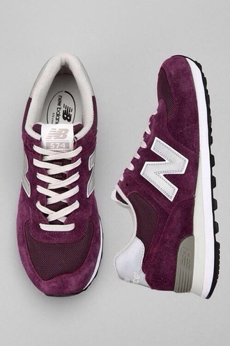 nb new balance bordeaux chaussures