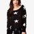 Shooting Star Destroyed Sweater | FOREVER21 - 2057871835