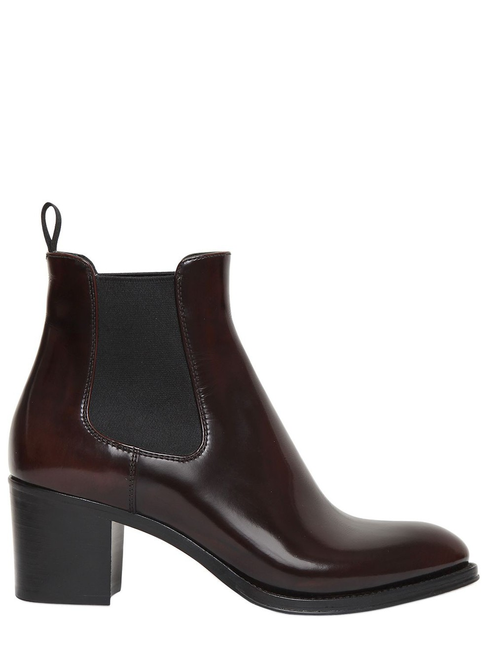 CHURCH'S 55mm Shirley Brushed Leather Ankle Boots