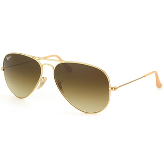 ray ban best deals  Ban Unisex \u0027RB 3025 112/85\u0027 Aviator Sunglasses