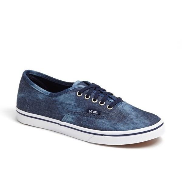 Vans 'Authentic - Lo Pro' Sneaker (Women) - Polyvore