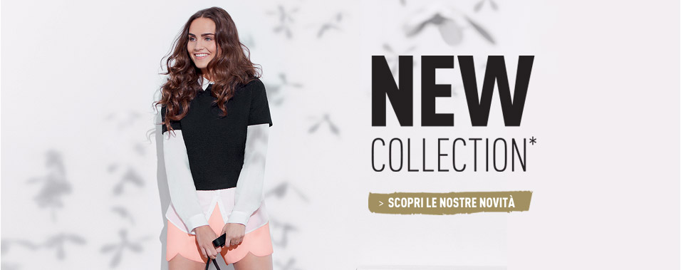 Abbigliamento online da donna, moda donna: giacca, pull, t-shirt, jeans, vestito, accessori, scarpe - Negozio online Pimkie