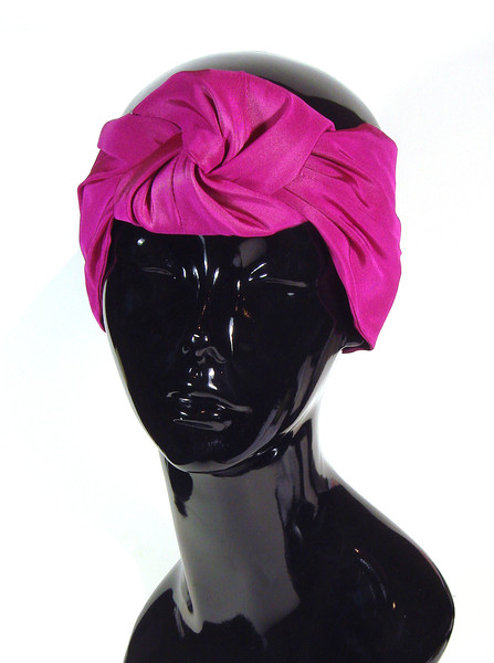 Lita Knot Turban | Created by Fortune