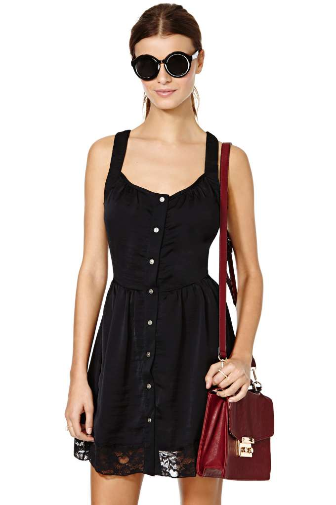 Lacie Tank Dress | Shop Dresses at Nasty Gal