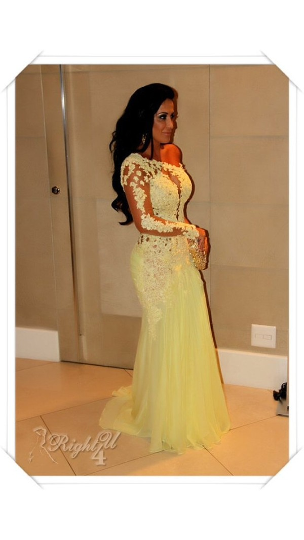 dress yellow prom dress one shoulder red long prom dress lace dress