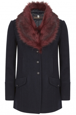 Odile Coat Eclipse - Coats & Jackets - Shop online