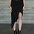 asymmetric skirt « melissa araujo