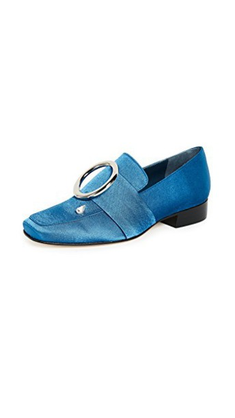 Dorateymur loafers blue shoes