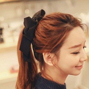 6219 bow   accessories  hair  accessory sweet ribbon large bow  headband tousheng hair accessory on aliexpress.com