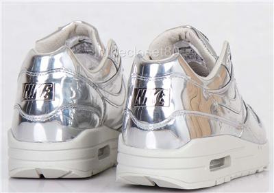 competitive price c1bde 92620 Nike Womens Air Max 1 Sp Liquid Silver