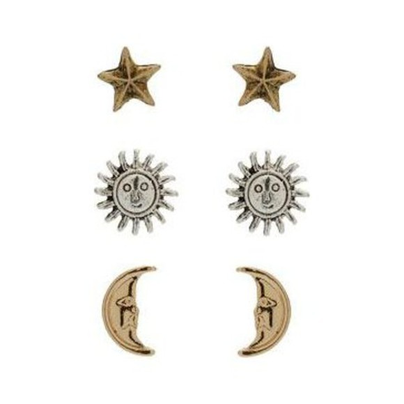 jewels moon sun stars Jewlery