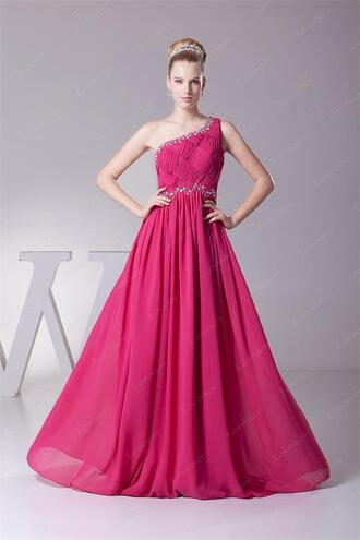 dress clothes wome evening dress long evening dress party dress formal dress birthday party dress bridesmaid peach red dress 2015 prom dresses formal party dresses one shoulder prom dresses