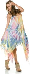 BILLABONG SIENNA LUV TIE DYE DRESS > Womens > Clothing > Dresses | Swell.com