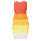 herjunction,bandage dress,sexy dress,bodycon dress,herve leger,celebrity style,celebboutique.com,summer dress,sales,hot dress,strapless dress,dress