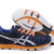 Men's Asics Gel Speedstar 6 Trainers Blue Orange Shoes