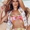 Agua bendita sabana | couture bikini