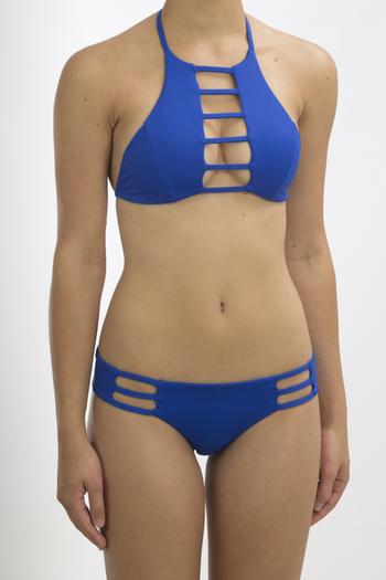 Cata bikini™ in azul real