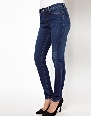 jean taille haute  | ASOS