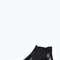 Saffy hi shine pull on elastic chelsea boot