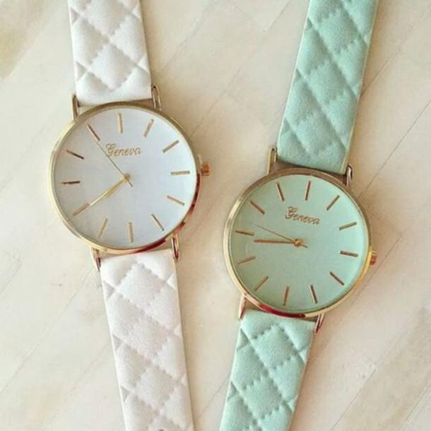 watch white