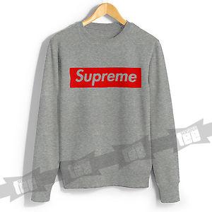 Supreme Sweater Jumper Sweatshirt Odd Future Wolf Gang Tyler Creator Top | eBay