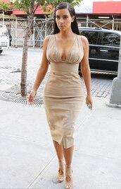 dress,kim kardashian,shoes