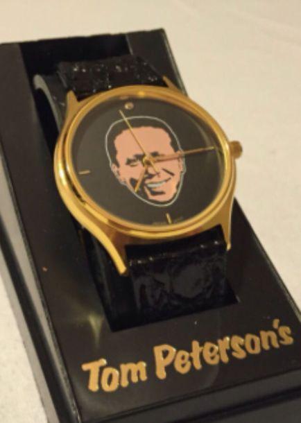 jewels tom peterson watch