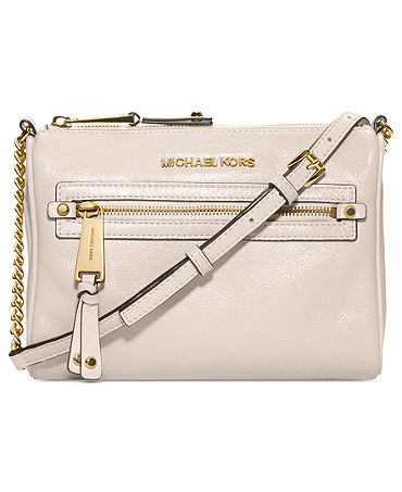 MICHAEL Michael Kors Handbag, Devon Small Messenger Bag