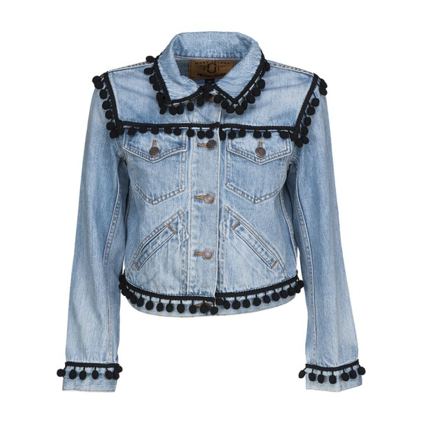 Marc Jacobs jacket denim jacket denim