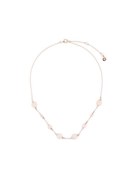 Astley Clarke women opal necklace gold grey metallic jewels