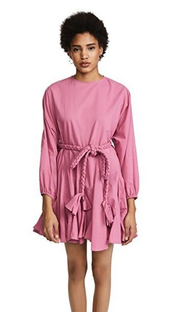 Rhode Resort dress rose