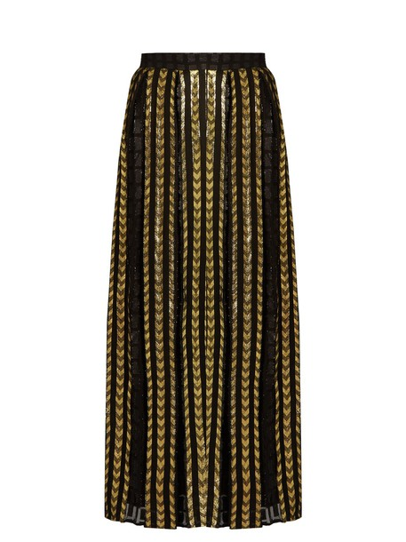 Dodo Bar Or skirt maxi skirt maxi gold black