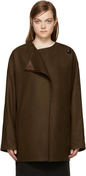 Isabel Marant coat brown
