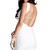 White Sexy Strap Halter Bandage Dress H612W$99