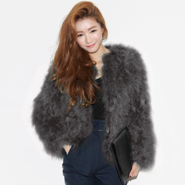 2014 Autumn Winter New Arrival Women Coat Korean Style Long Sleeve Open Stitch Fashion Female Warm Faux Fur 6158-in Fur & Faux Fur from Apparel & Accessories on Aliexpress.com | Alibaba Group