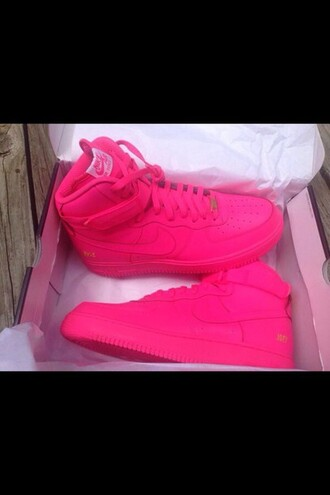 shoes air jordan air force ones nike shoes pink shoes