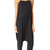 Free People Right On Time Jumpsuit - Black