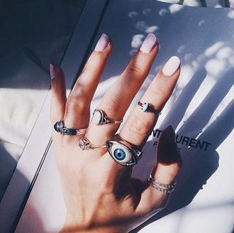 jewels jewelery ring nail polish nail care accessories trendy trend beautiful