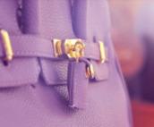 bag,birkin,lilac,purple,gold