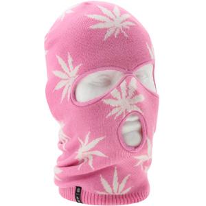 HUF Plantlife Ski Mask (pink) Caps HUFAC34008PNK | PickYourShoes.com